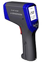 Пирометр FLUS IR-867 (-50…+1180 С) с термопарой К-типа (-50℃ до +1370℃) 50:1, картой памяти, ПО