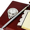 Письменный настольный набор глобус с часами CAS2225, фото 3