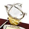 Письменный настольный набор глобус с часами CAS2225, фото 4