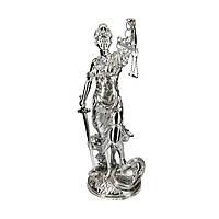 Статуэтка Фемиды богиня правосудия Argenti Classic PLS0149S-16