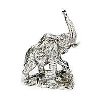 Статуэтка слона с поднятым хоботом Argenti Classic PLS0151D-9