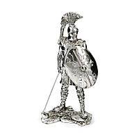 "Фигурка воина с оружием в руках ""На страже""  PLS0191A-10"