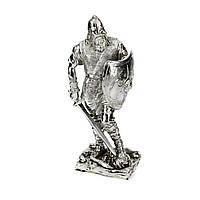 """Подарочная статуэтка """"Славянский воин в кольчуге""""  PLS0416P-9"""