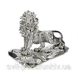 "Статуэтка льва ""Царь зверей"" Argenti Classic PLS0423M-13"