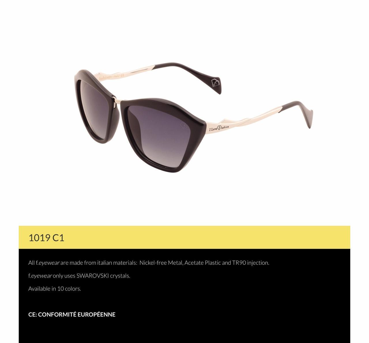 Солнцезащитные очки Fashion TV 1019