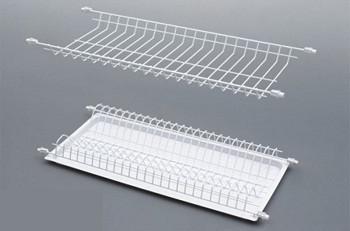 Сушка для посуды 600 мм белая REJS
