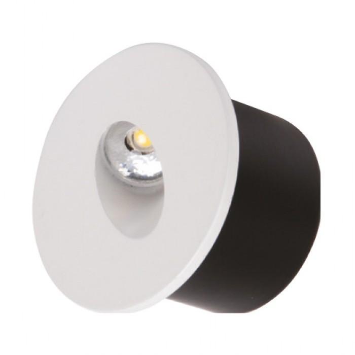 Лестничный светодиодный светильник YAKUT белый 3W