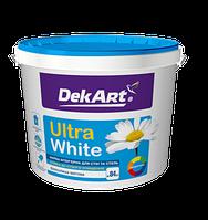 Краска интерьерная для стен и потолков DekArt 1,2 л