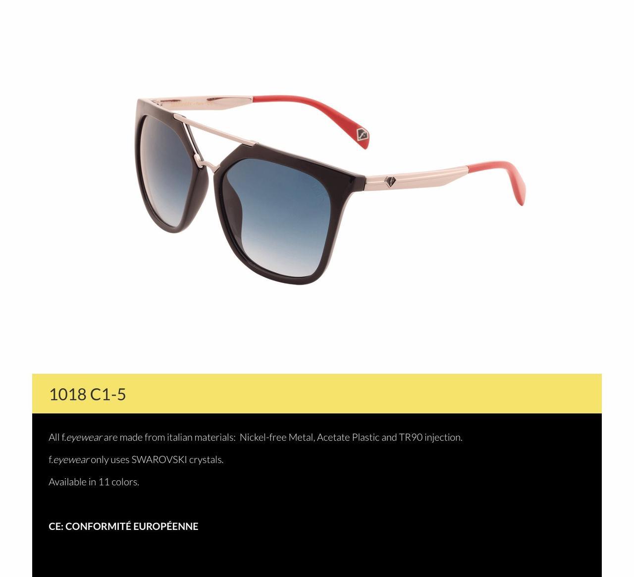 Солнцезащитные очки Fashion TV 1018