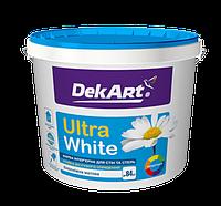 Краска интерьерная для стен и потолков DekArt 6,3 л