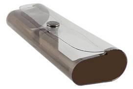 Футляр силиконовый (155х50х25) на кнопке узкий №1
