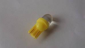 Лампы для авто - T10 (жёлтые), фото 2