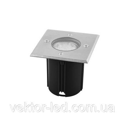 Тротуарный светильник Feron под лампу MR16
