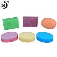 Силиконовый молд-форма ассоциации 1 с 6 ти для гипса, мастики, шоколада, карамели, мыла и свечей