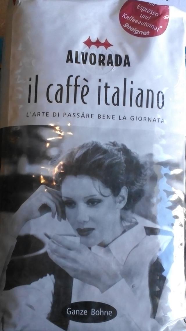 Кофе Альварадо Иль Кафе Итальяно 1 кг