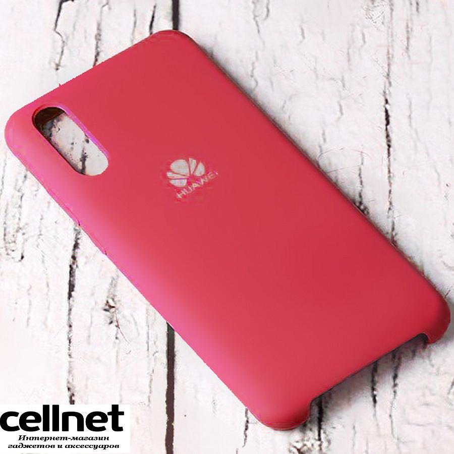 Накладка Huawei P30 Original Case Red