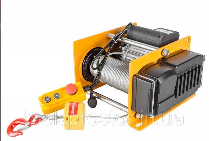 Тельфер горизонтальный Euro Craft KDL 1000 : асинхронный двигатель 2200 Вт