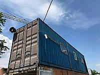 Продажа морских контейнеров и каркасов.