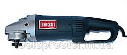 Болгарка (Ушм) Euro Craft AG 232 : 3150 Вт - 230 мм круг