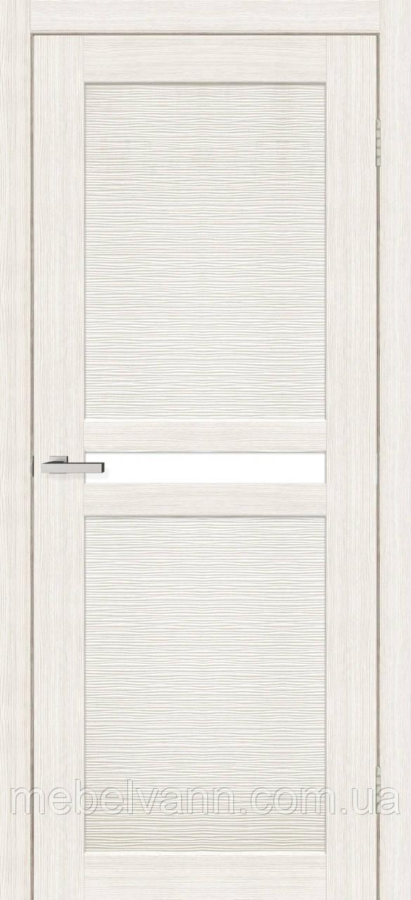 Двери межкомнатные NOVA 3D №3 premium white