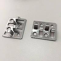 Кріплення кліпса для терасної дошки 8 мм - Кляймер - приховане кріплення, фото 1