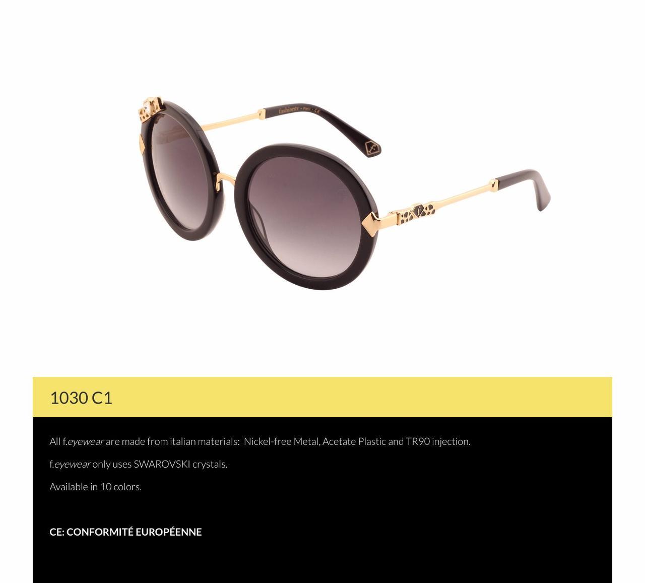 Солнцезащитные очки Fashion TV 1030