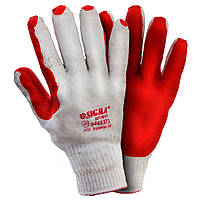 Перчатки стекольщика манжет Sigma 9445371