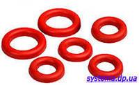 Набухающее кольцо для герметизации вводов труб и коммуникаций в стенах и плитах перекрытий 94х76 мм