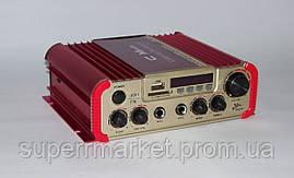 Автомобильный усилитель CMaudio CM-2047U c Karaoke MAXPOWER 400W  2*20W, фото 3