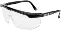 Очки YT-7361 Yato защитные прозрачные с регулируемыми дужками