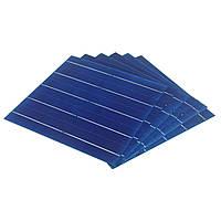 10x Солнечная панель ячейка батарея 0.5В 4.5Вт 156x156мм TDB156