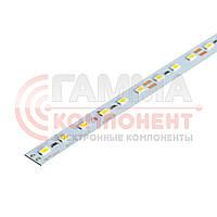 Светодиодная линейка SMD5630 18Вт, 100cм, 12V, холодный белый, IP20