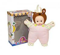 Уценка.Кукла муз T1-18A(36шт) 4вид,6 мелодий +ф-ция контактное пианино,30 см/Поврежденна упаковка