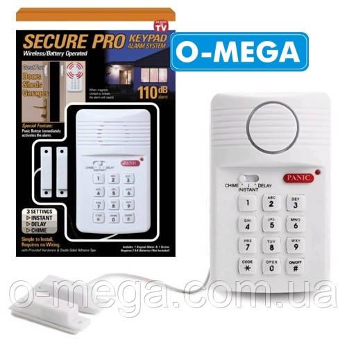 Secure Pro сигнализация с магнитным датчиком
