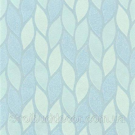 Шпалери Паперові акрилові 0,53*10,05 Слобожанські коса для декору стін