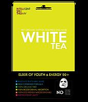 Маска тканевая для лица с экстрактом белого чая (омолаживающая), 1 шт.