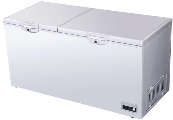 Ларь морозильный EWT INOX CF518L (БН)