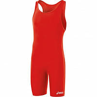 Трико борцовское Asics Solid Modified Singlet (JT200-0023) Red