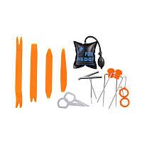 Подушка расширительная + Набор инструментов съемников PDR рихтовка вмятин