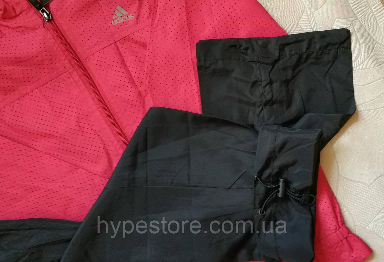 Спортивный женский костюм, прогулочный Adidas, Реплика (замеры в описании)