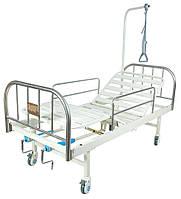 Кровать механическая F-8 (2 функции, 4 секции)