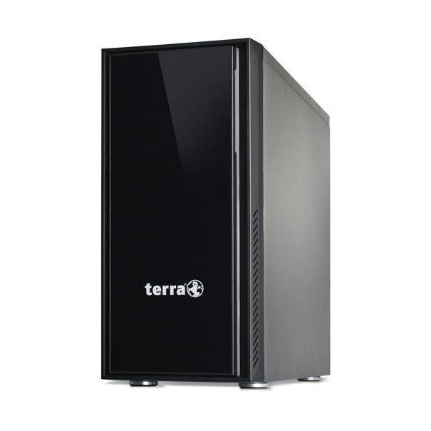 Сервер, Workstation, Terra, Intel Xeon X3430, 4 ядра по 2,80 GHz, 8 Гб ОЗУ, HDD 250 Гб