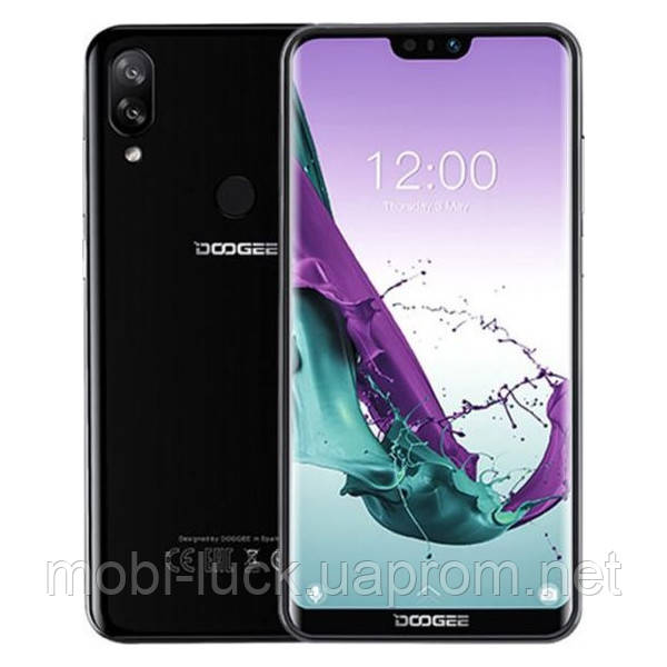 Оригинальный смартфон  Doogee N10    2 сим,5,84 дюйма,8 ядер,32 Гб,16\16 Мп,3360 мА\ч.