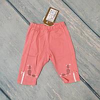 Детские лосины на лето для девочки, р. 80-86 ТМ Бемби