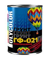 Грунт ГФ-021 ПК черный 50 кг Поликолор