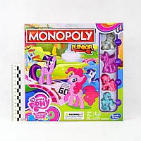 Настольная игра Monopoly junior My Little Pony на английском языке