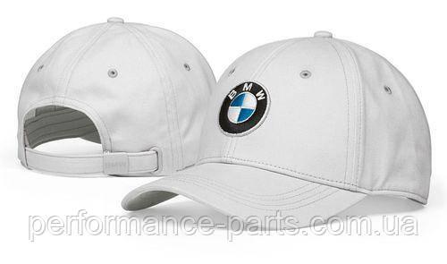 Бейсболка BMW Logo Cap Grey (80162454622) | Кепка BMW