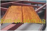 Металлосайдинг Корабальная доска , цвет Светлое дерево, Китай, фото 2