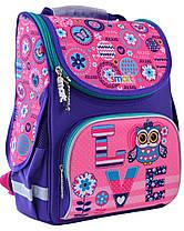 """Набор рюкзак ортопедический каркасный + сумка для обуви + пенал «Smart» PG-11 """"Bright fantasy"""" 555926-1, фото 2"""