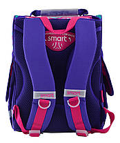 """Набор рюкзак ортопедический каркасный + сумка для обуви + пенал «Smart» PG-11 """"Bright fantasy"""" 555926-1, фото 3"""